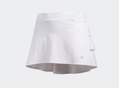 Adidas girls ruffle skort