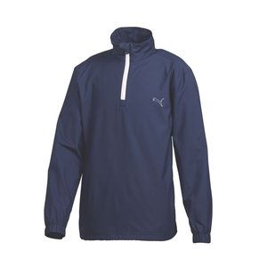 Puma 1/2 Zip Wind Jacket Junior