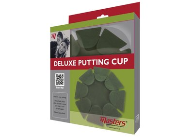 Masters putting cup